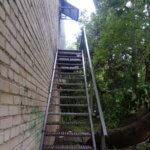 Сварная лестница заказать изготовление
