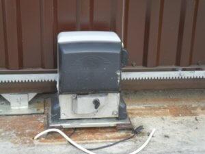 Мотор для откатных ворот