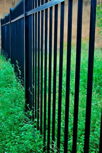 Сварной забор 2